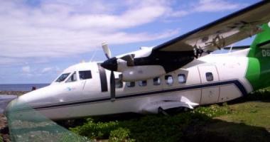 TRAGEDIE AVIATICĂ! Avion prăbuşit! Opt pasageri au murit!