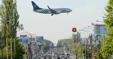 Aterizare de urgență, pe aeroportul Otopeni, a unui avion cu 170 de pasageri la bord