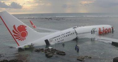 Informaţie de ultim moment despre avionul prăbuşit în Indonezia