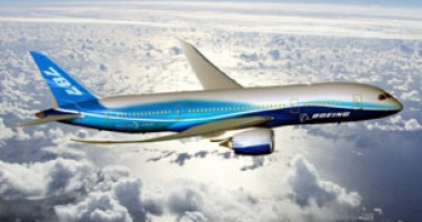 Foto : Boeing 787 Dreamliner, debut pe ruta Chicago-Houston