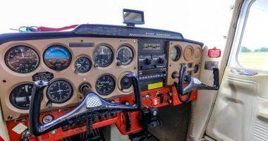 Plin de viață și de farmec. FOTOGRAFIILE ZILEI - Cessna din 1970!