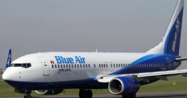 Probleme pentru o aeronava Blue Air! Clipe teribile pentru cei 164 de pasageri
