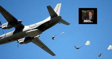 Cunoscut paraşutist, între viaţă şi moarte. A făcut atac cerebral!