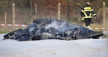 Avion prăbușit în Germania! Niciun supravieţuitor