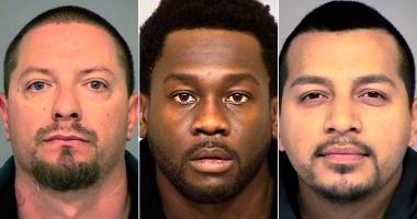 CEL MAI RIDICOL JAF! Ce au furat aceşti trei hoţi i-au făcut şi pe poliţişti să râdă