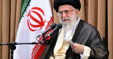 Ayatollahul Khamenei ordonă reluarea programului iranian de îmbogăţire a uraniului