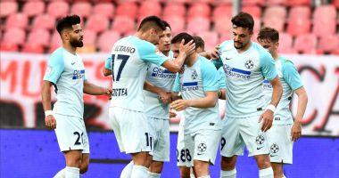 FCSB o umilește pe Dinamo