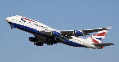 British Airways a reluat parţial zborurile