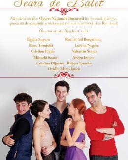 Spectacol unic de balet,  la Constanţa. Publicul, întâmpinat pe covorul roşu
