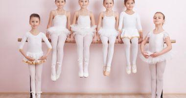 """Final de stagiune pentru Şcoala de Balet  """"Nicolae Spirescu"""""""