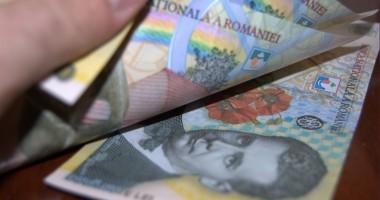 De la 1 februarie, salariul de baz� minim brut - 750 de lei pe lun�