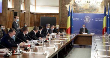 Bani de la Guvern pentru proiecte europene