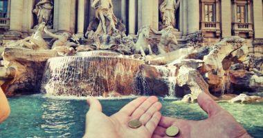 Scandal între primăria Romei şi Biserica Catolică: Cum vor fi administraţi banii din Fontana di Trevi