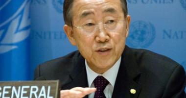 Ban Ki-moon cere Iranului  să aplice în totalitate rezoluţiile ONU