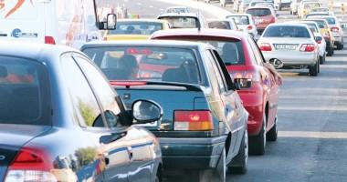 UPDATE - Traficul pe Autostrada Soarelui, blocat pe sensul spre CONSTANŢA