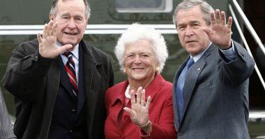 A murit Barbara Bush, soție  și mamă de președinți ai SUA