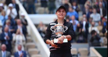 Ashleigh Barty a câştigat Roland Garros 2019