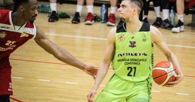 BC Athletic, revenire spectaculoasă în duelul cu CSM Sighetu Marmaţiei