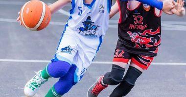 CS Phoenix, victorii şi distracţie la Festivalul Național de mini-baschet