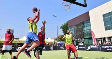 Un român, desemnat cel mai valoros junior din lume la baschet 3x3