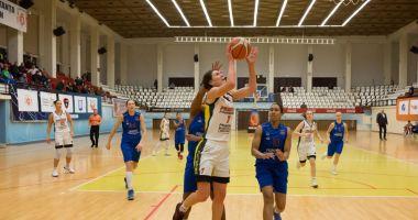 Baschetbalistele de la CS Phoenix ţintesc victoria în meciul de la Cluj