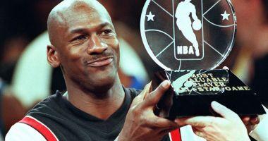 Michael Jordan, cel mai bun din toate timpurile!