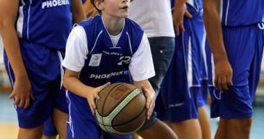 Baschetbaliştii juniori din Constanţa se întrec în memoria lui Antonio Alexe