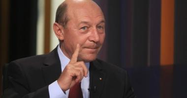 """Băsescu, despre anticipate: """"Mă tem că ar câștiga tot PSD"""""""