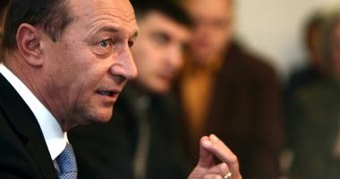 Parchetul Înaltei Curţi începe cercetările în cazul înregistrării cu Traian Băsescu