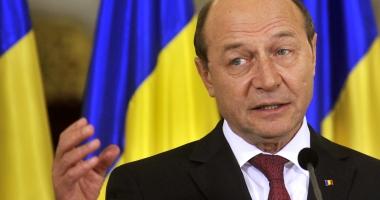 Traian Băsescu, aşteptat la Neptun