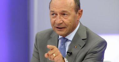 Traian Băsescu: CCR a adoptat o decizie de rară ticăloşie