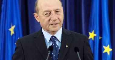 """Traian Băsescu: """"Proiectul european trebuie relansat"""""""