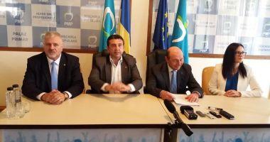 Traian Băsescu: PMP nu va fi de acord cu transformarea UE într-o uriaşă moschee