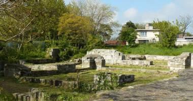 Misterioasa bazilică de tip sirian din Dobrogea