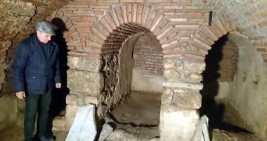 Orașul secret de sub Constanța. Șapte basilici se află sub blocurile