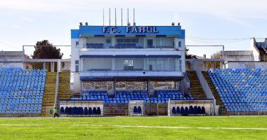Foto : Bătălia pentru marca şi palmaresul FC Farul. A apărut un element surpriză!