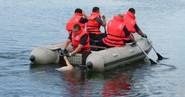 Intervenţie de urgenţă la Mangalia. Scafandrii recuperează o persoană înecată