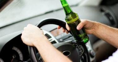 Alcoolul  îi afectează teribil pe şoferi în trafic