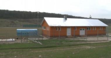 Finanţarea bazelor sportive rurale se încheie în 2012