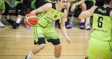 BC Athletic va avea un jucător în All-Star Game-ul baschetului românesc