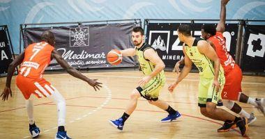 BC Athletic merge la Mediaş după prima victorie în Grupa Galbenă