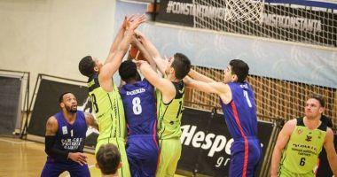 BC Athletic Constanţa primeşte vizita vicecampioanei României