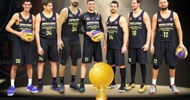 BC Athletic Constanţa a câştigat Cupa României la baschet 3x3