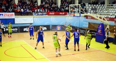 BC Athletic a început în forţă faza semifinală