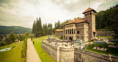 Un angajat al Castelului Cantacuzino din Buşteni a murit după ce a căzut într-o fântână