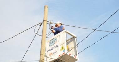 ENEL. Localităţi fără curent electric