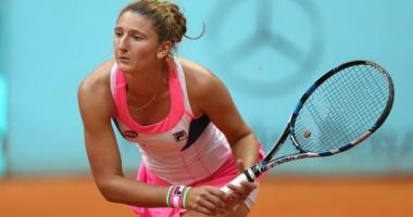 TENIS / Irina Begu s-a oprit în optimile probei de dublu, la Dubai