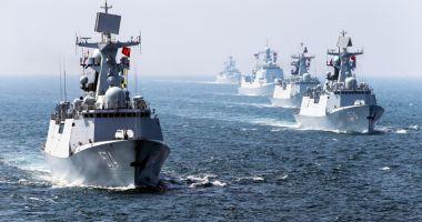 Beijingul, fără invitaţie de a participa  la exerciţii militare în Pacific
