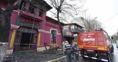 VIDEO / Restaurantul Beirut, la nouă luni de la incendiu