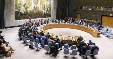 Belgia şi Germania solicită o nouă reuniune a Consiliului de Securitate al ONU
